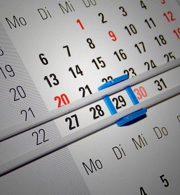 Calendario del autónomo