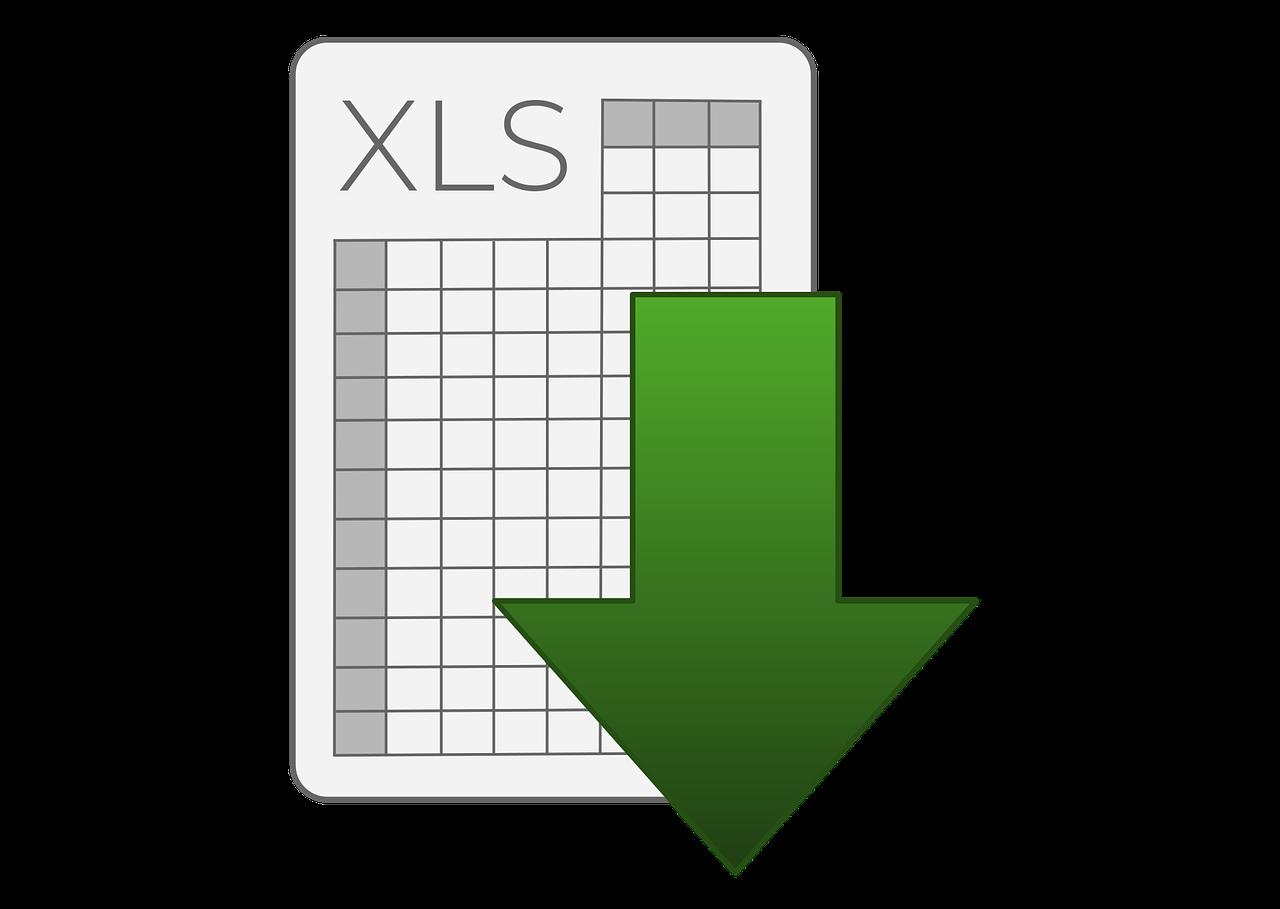 Excel de Hacienda
